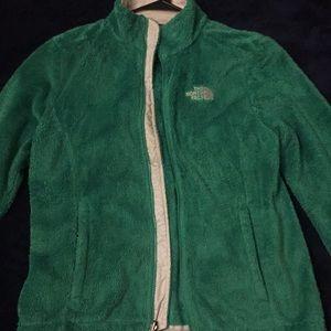 Women's Osito 2 Fleece Zip Up North Face Jacket